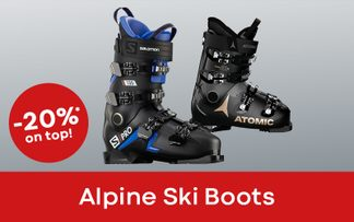 outlet tage alpin skischuhe