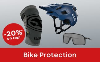 outlet tage bike protection