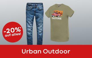 outlet tage urban outdoor
